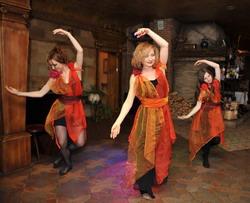 """Школа этнического танца """"Стихия Огня"""""""