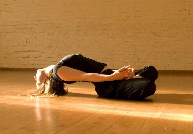 Хатха йога в Индрикграде
